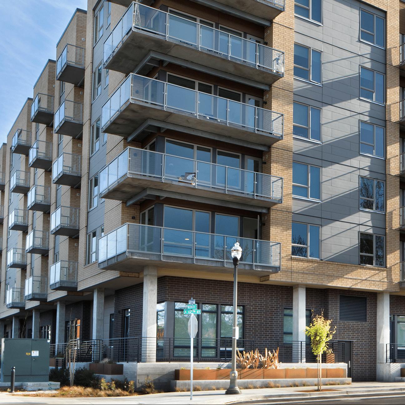 Uptown Apartments: Robertson & Olson